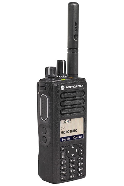 Motorola DP4800e handportable radio